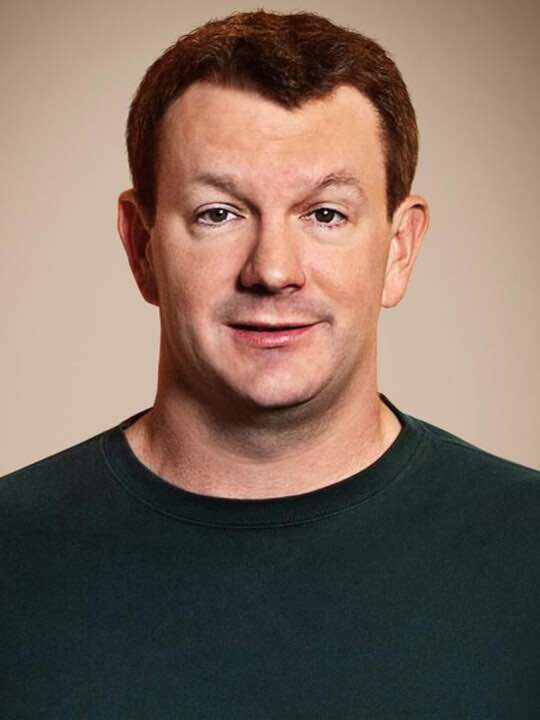 Portrait of Brian Acton